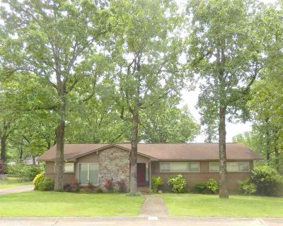 North Little Rock Single Family Home New Listing: 14 Laffite Circle