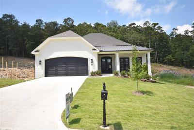Little Rock Single Family Home New Listing: 6 Tupelo