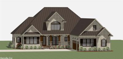 Pulaski County, Saline County Single Family Home New Listing: 907 Valley Creek Pt