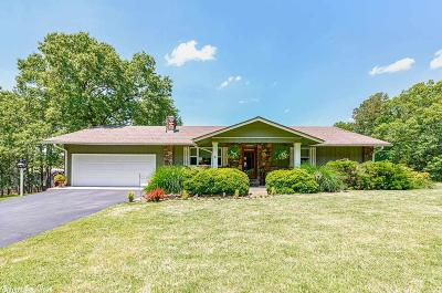 Heber Springs AR Single Family Home New Listing: $249,000