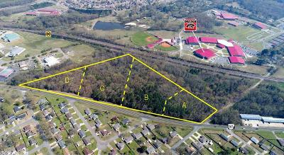 Cabot Residential Lots & Land New Listing: 1250 - Lot B N Second #Lot B