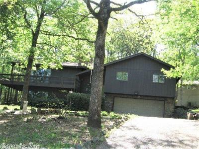 Van Buren County Single Family Home For Sale: 247 Lakeside Dr.