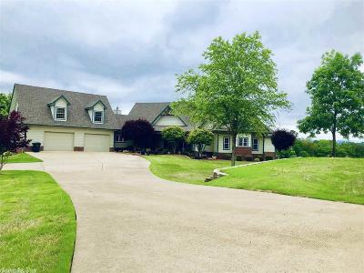 Hot Springs Single Family Home New Listing: 168 Valley Wood Trl