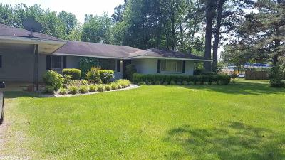 Pine Bluff Single Family Home New Listing: 6521 Highway 79 S