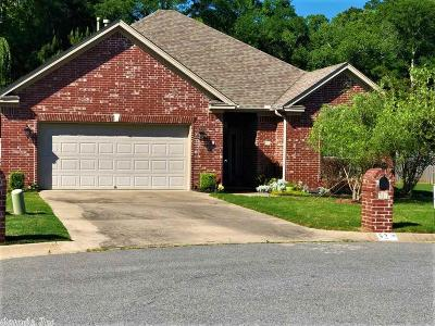 Little Rock Single Family Home New Listing: 52 Crystalwood Drive