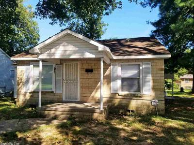 North Little Rock Single Family Home New Listing: 510 Pollock Street