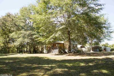 Pulaski County, Saline County Mobile/Manufactured Under Contract: 18210 Amazon Lane