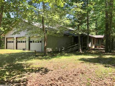 Drasco Single Family Home For Sale: 155 Wild Acres Rd.