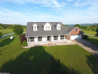Van Buren County Single Family Home New Listing: 767 Eglantine Road