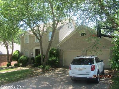 Little Rock Single Family Home New Listing: 234 Trelon Circle