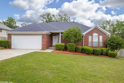 Maumelle Single Family Home New Listing: 143 Miramar Drive