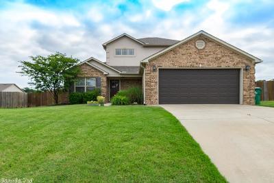 Cabot Single Family Home For Sale: 8 Daytona Drive