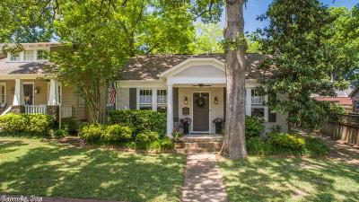 Little Rock AR Single Family Home New Listing: $475,000