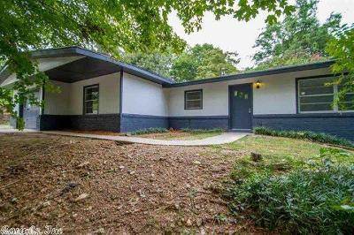 Little Rock AR Single Family Home New Listing: $184,900