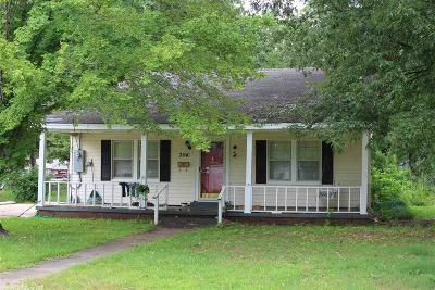 Hempstead County Single Family Home New Listing: 304 E 14th Streets