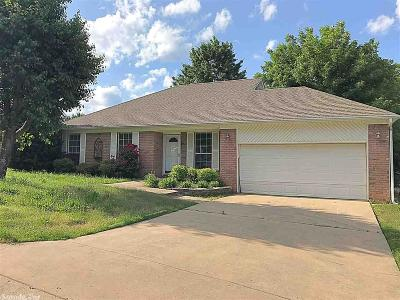 Benton Single Family Home For Sale: 1422 Overview Drive