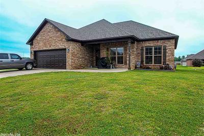 Vilonia Single Family Home New Listing: 24 Clover Ridge