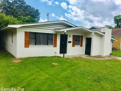Little Rock Single Family Home New Listing: 1415 Hendrix Avenue