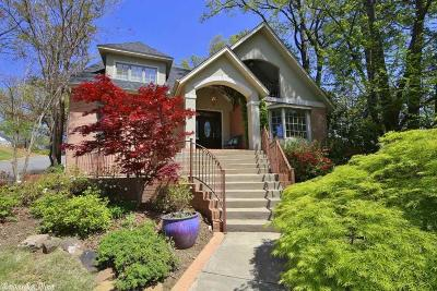 Little Rock Single Family Home New Listing: 4424 S Lookout Road