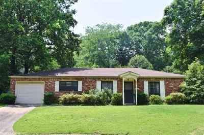Little Rock Single Family Home New Listing: 7 Brookside Circle