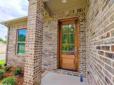 Little Rock Single Family Home New Listing: 88 Saffron Circle