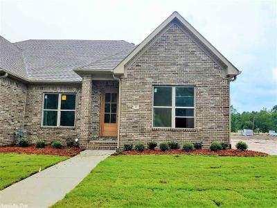 Little Rock Single Family Home New Listing: 76 Saffron Circle