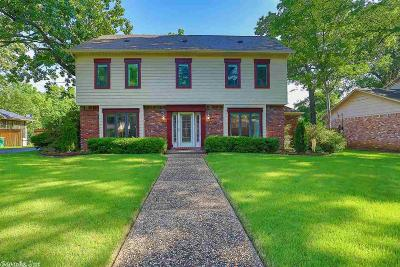 North Little Rock Single Family Home New Listing: 4505 Valley Brook Drive