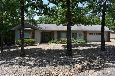 Hot Springs Vill. AR Single Family Home New Listing: $177,500