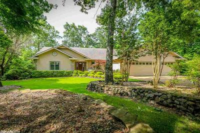 Hot Springs Vill. AR Single Family Home New Listing: $549,500