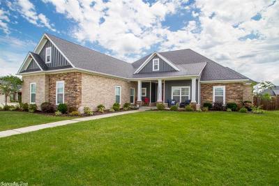 Single Family Home New Listing: 1700 Pecan Creek