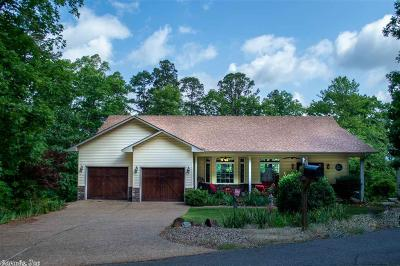 Hot Springs Vill. AR Single Family Home New Listing: $315,000