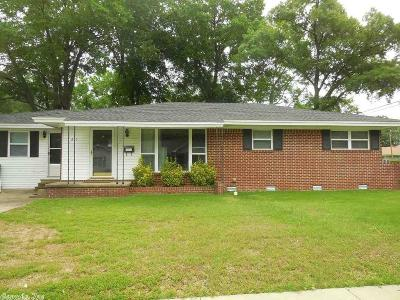 Russellville AR Single Family Home New Listing: $127,900