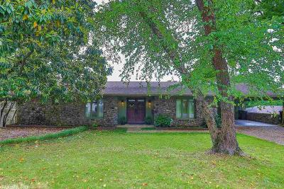 Little Rock Single Family Home For Sale: 7112 Rockwood Road