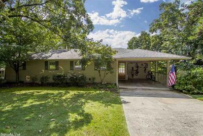 Little Rock Single Family Home New Listing: 6925 Kingwood Road