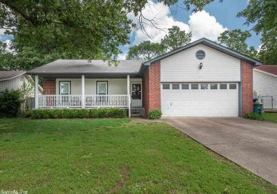 Little Rock Single Family Home New Listing: 12708 Goldleaf Drive