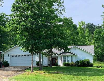 Pike County Single Family Home For Sale: 3540 W Hwy 84