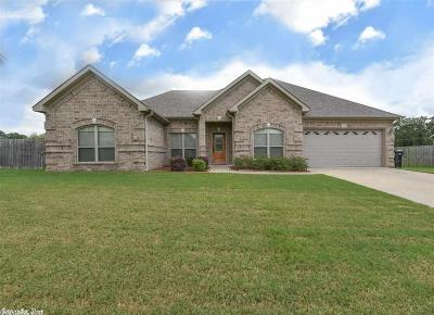 Bryant Single Family Home For Sale: 2607 Alford Cove