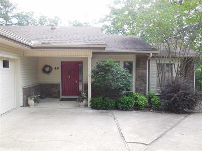 Hot Springs Village, Hot Springs Vill. Single Family Home For Sale: 49 Coronado Lane