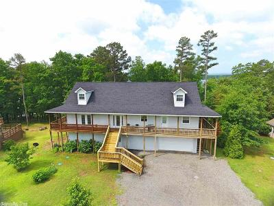 Cleburne County Single Family Home For Sale: 1158 Diamond Head Road