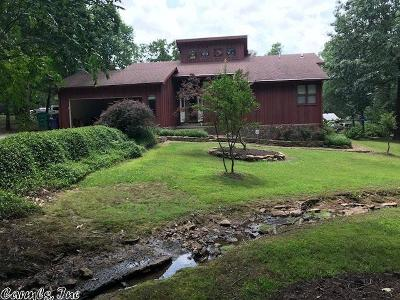 Cleburne County Single Family Home Price Change: 204 Highland Road