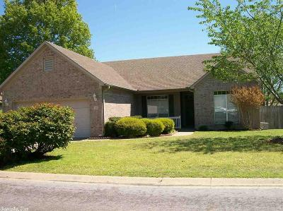 Benton Single Family Home For Sale: 3112 Maggie Drive