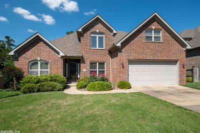 Little Rock Single Family Home For Sale: 25 Chemin Court