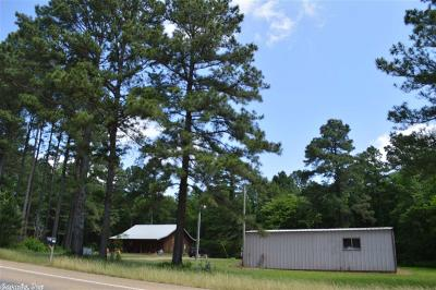 Little River County Single Family Home For Sale: 2560 W Hwy 32 Highway