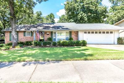 North Little Rock Single Family Home For Sale: 3417 McCord Dr