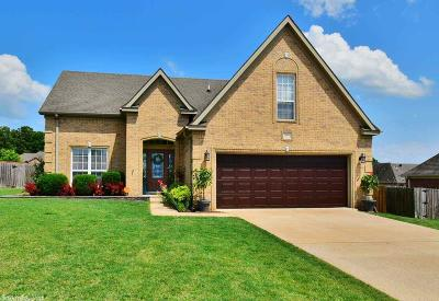 Cabot Single Family Home For Sale: 17 Payton Drive