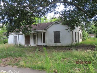 Pine Bluff Single Family Home For Sale: 1606 W 24 Avenue