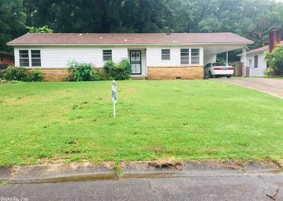 Little Rock AR Single Family Home For Sale: $119,900