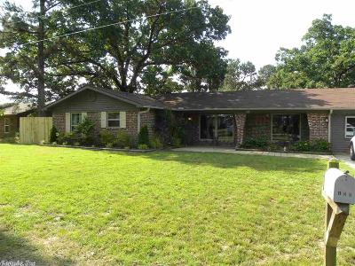 Hot Springs Single Family Home Price Change: 135 Westgate Terrace
