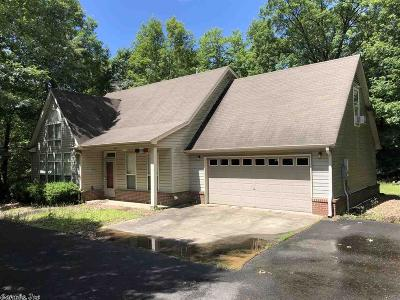 Cleburne County Single Family Home For Sale: 509 Lake Forest Estate Rd