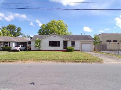 Pine Bluff Single Family Home For Sale: 404 W 27th Avenue